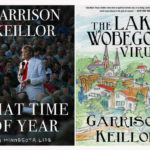 2 Garrison Keillor books set for release this fall