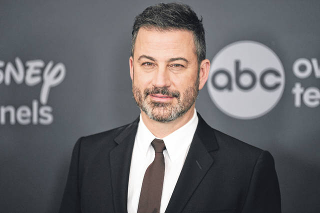 "Jimmy Kimmel appears in May 2019 at the Walt Disney Television 2019 upfront in New York. Kimmel apologized Tuesday for his 1990s blackface impressions of NBA player Karl Malone and other Black celebrities but, in a lengthy statement, said he was frustrated that his ""thoughtless moments"" are being used to diminish his criticism of injustices."