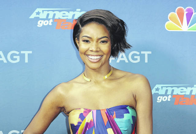 "FILE - This March 11, 2019 file photo shows Gabrielle Union at the ""America's Got Talent"" Season 14 Kickoff in Pasadena, Calif. Union has filed a complaint with the state of California over her firing from ""America's Got Talent."" The complaint filed Thursday says NBC and the show's producers subjected Union, who is black, to racism and retaliated against her when she reported it."