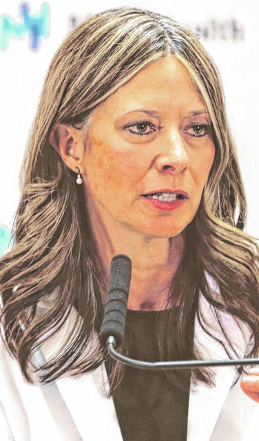 Editorial: Dr. Amy brought a calming voice