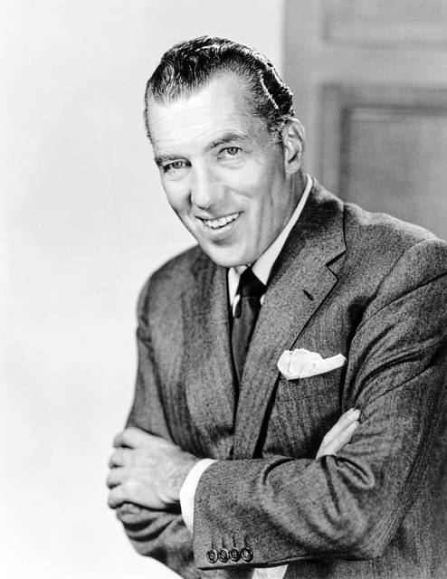 Television variety show host Ed Sullivan poses for a portrait in the 1960's.