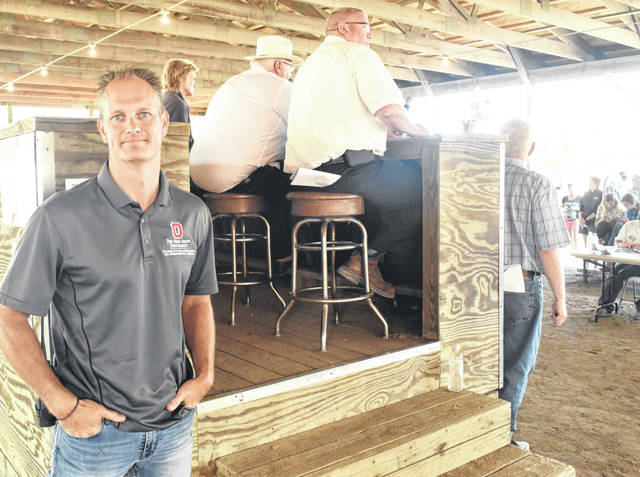 Jason Hedrick, longtime 4-H educator with the OSU-Putnam County Extension Office, said 4-Hers this year had to overcome challenges above and beyond the norm.