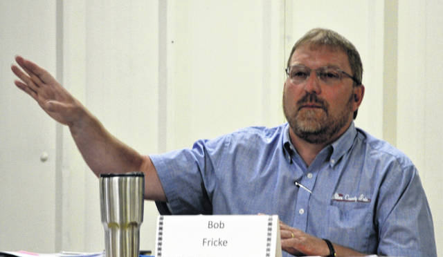 Fair Manager Bob Fricke is optimistic they can pull together a modified fair this year.