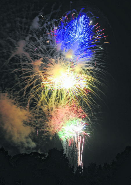 While Star Spangled Spectacular in Lima is not happening this year, several options exist for seeing fireworks.