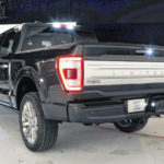 Ford's new F-150 like an office