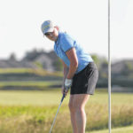 Naumann has low round at junior tourney