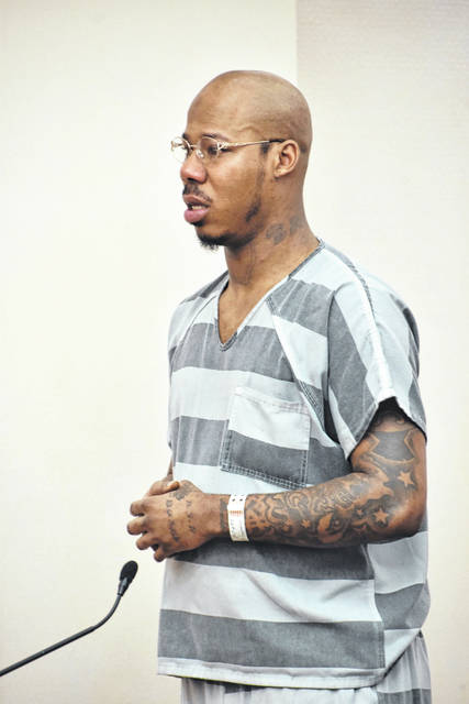 Justin Meeks disputed several of the elements of the charges against him but did accept responsibility for striking former UNOH student James Featherstone.