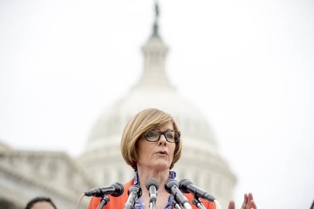 At least 10 lawmakers and three congressional caucuses have ties to organizations that received federal coronavirus aid, according to government data released this week. A regional casino company led by the husband of U.S. Rep. Susie Lee received money.
