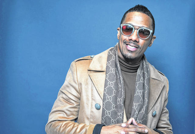 """Nick Cannon poses for a portrait in December 2018 in New York. Cannon's """"hateful speech"""" and anti-Semitic conspiracy theories led ViacomCBS to cut ties with the performer, the media giant said. """""""
