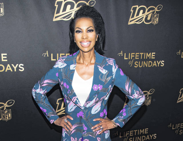 "Harris Faulkner attends a screening of ""A Lifetime of Sundays"" at The Paley Center for Media in New York on Sept. 18, 2019. Faulkner will host a special on America's racial reckoning at 10 p.m. Sunday."
