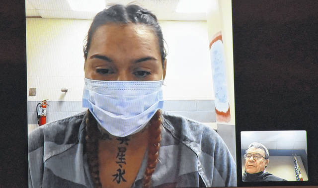 Bond was set at $1 million Monday for Michelle Alves, charged with the June 3 shooting death of Lima resident Tarissa Sanders. A preliminary hearing for Alves will be held in Lima Municipal Court on July 13.