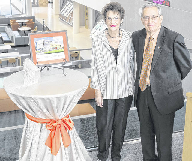 A $15 million donation from Allen Schmidthorst and his wife, Carol, will establish the Allen W. and Carol M. Schmidthorst College of Business at Bowling Green State University.