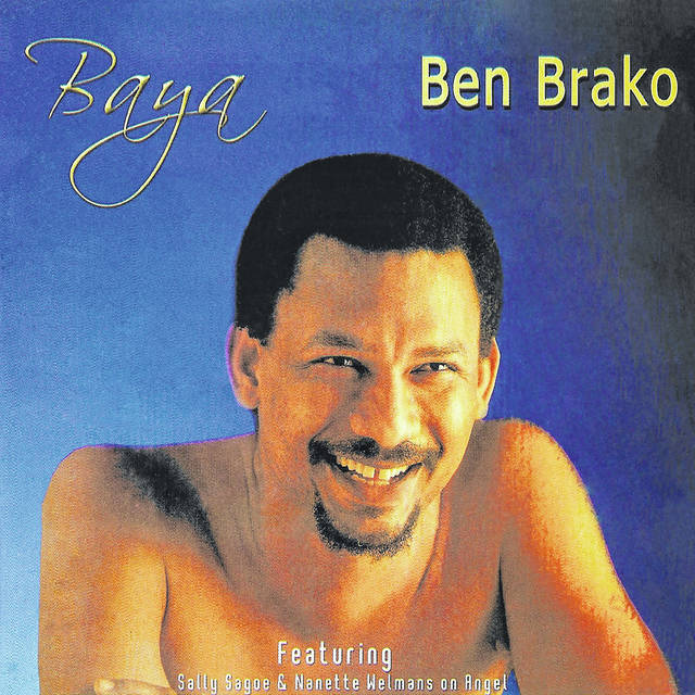 "Brako's 1987 debut album ""Baya"" quickly became one of Ghana's best-selling albums due to its catchy songs and modern take on old African rhythms. A word from the Hausa language, ""Baya"" means ""back"", as in ""returning back."""