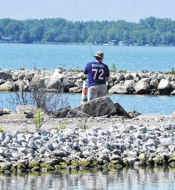 Fishing remains a popular activity at Grand Lake St. Marys. Warmer temperatures and decreased oxygen led to a recent fish kill there.