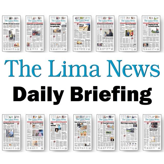 Today's Lima News Daily Briefing