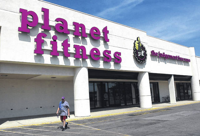 Planet Fitness on Cable Road in Lima.