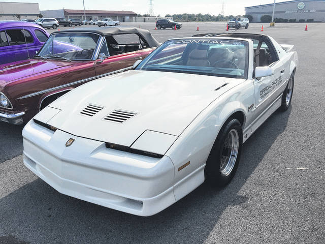 Mike and Stephanie Lane also own this 1989 Pontiac Trans Am, a 20th anniversary model.