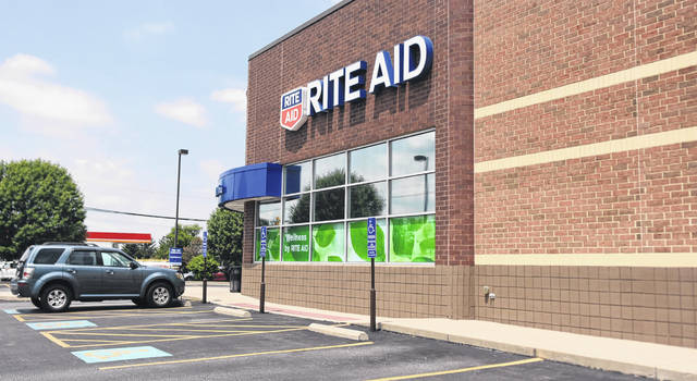 Rite Aid on West Elm Street in Lima.