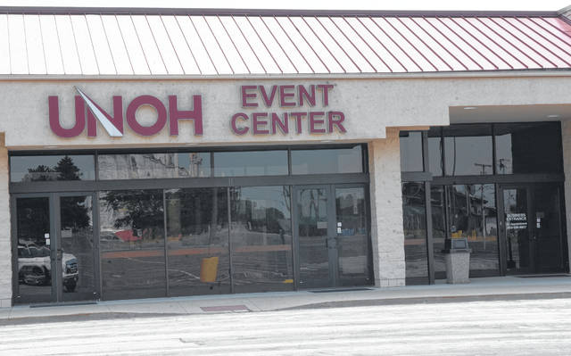 UNOH Event Center on Cable Road in Lima.