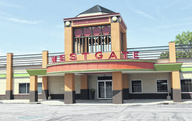 Westgate Entertainment Center on Cable Road in Lima.