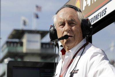 When the coronavirus pandemic blew holes in both series' schedules, Roger Penske, who now owns Indianapolis Motor Speedway, plopped the IndyCar road course race originally scheduled for May on the shared weekend with NASCAR. (AP photo)