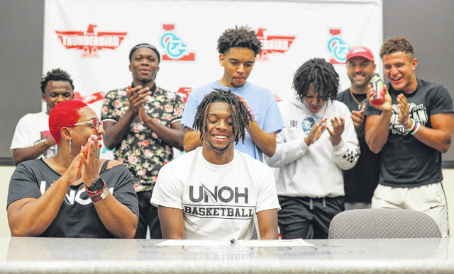LCC product Johnson stays home, signs with UNOH