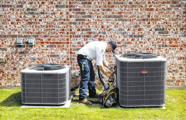 Berkeys Air Conditioning, Plumbing and Electrical in Southlake, Texas, says it's having trouble keeping UV lights for HVAC units in stock as homeowners want to install the same air-flow safety equipment used in hospitals.
