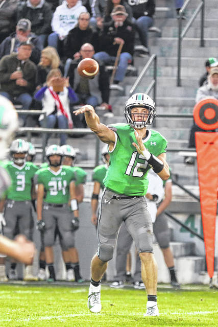 Quarterback Cooper Jones returns forthe Bulldogs and he amassed more than 800 yards on the ground and through the air last season.