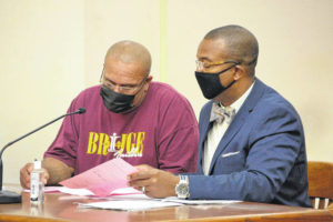 Johnson pleads to drug charges