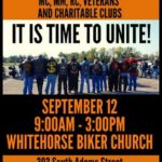 Whitehorse Biker Church Peacemakers conference set
