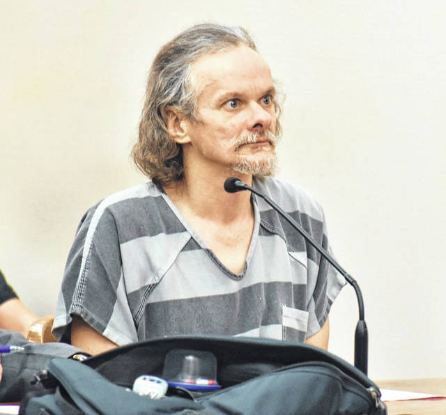 Roger Brown, a former manager at the Family Promise transitional home in Lima, will be sentenced next month after pleading guilty to aggravated arson on Thursday in Allen County Common Pleas Court. Brown admitted he started a fire that destroyed the home in February 2019.