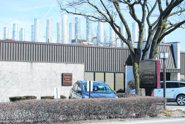 The Rudolph Foods Company plant in Westminster.