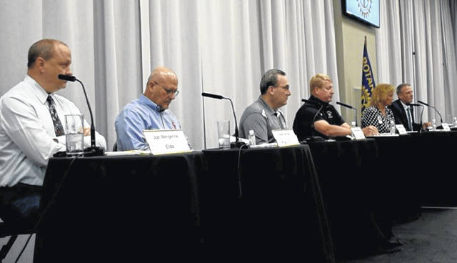 Six Allen County Superintendents outlined their back-to-school plans Monday at the Lima Rotary Club meeting at the Civic Center.