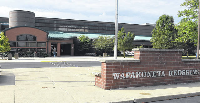 Wapakoneta schools is requiring assigned seating in classrooms and the cafeteria to more easily identify which students have been within six feet of a positive COVID-19 case for at least 15 minutes, who are sent home to quarantine for up to 14 days.
