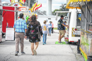 Pared down Auglaize Co. Fair opens