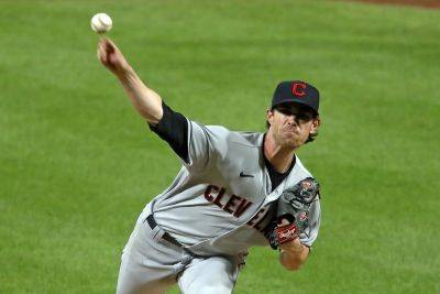Cleveland's Shane Bieber struck out 11 in six innings Thursday night against the Pirates in Pittsburgh. The Indians won 2-0. (AP photo)