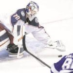 Blue Jackets fall to Lightning in five overtimes