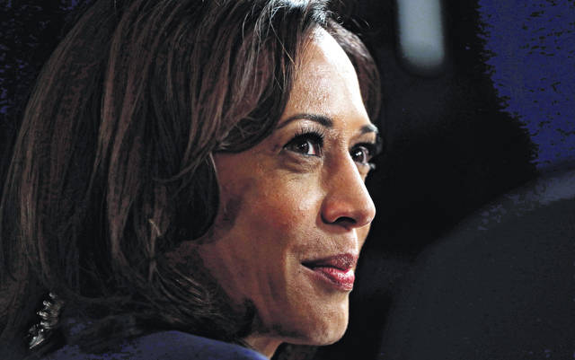 "Kamala Harris told Democrats we should live in ""a country where we may not agree on every detail, but we are united by the fundamental belief that every human being is of infinite worth, deserving of compassion, dignity and respect."" Former President Barack Obama spoke ahead of Harris, the nation's first Black president handing off to the first Black woman on a major presidential ticket."