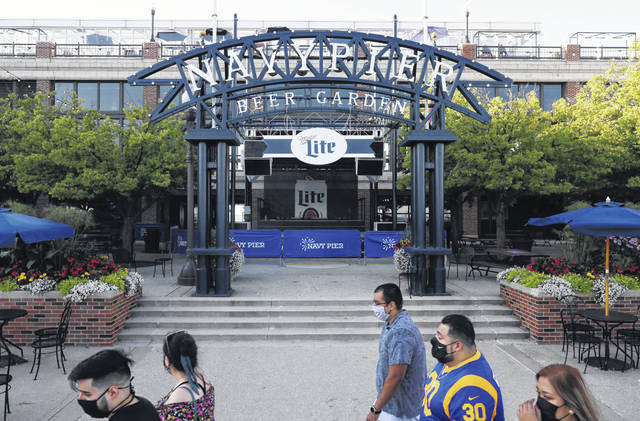 Navy Pier will close again rather than fight for the comparatively few visitors willing to venture onto the partially reopened lakeside destination amid the coronavirus pandemic.