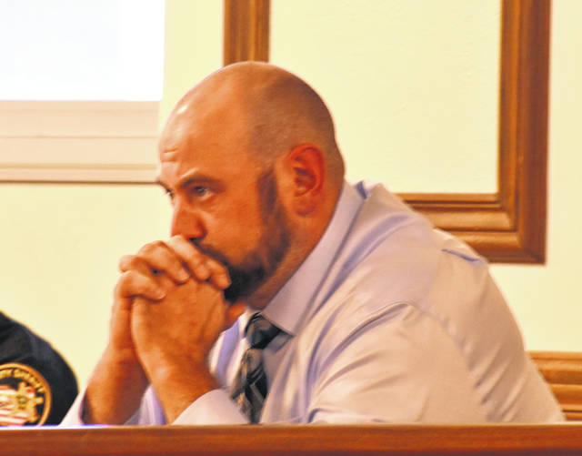 Scott Seitz, 41, of Lima, was convicted by a jury Wednesday of one count of felonious assault, a felony of the second degree, for his attack with a baseball bat on a one-time drug dealer. The jury failed to reach a verdict on a charge of aggravated robbery and a mistrial was declared.