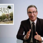 John Oliver: Name sewage plant for me, I'll give to charity