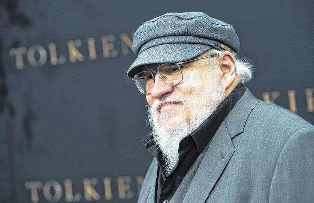 """""""Game of Thrones"""" author George R.R. Martin won't be able to build a seven-sided, castle-style library at his compound in Santa Fe, N.M. The Santa Fe New Mexican reports that the city's Historic Districts Review Board denied a request Tuesday to allow Martin to exceed the building height limit in the historic district where he lives."""