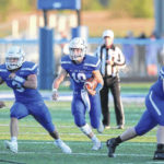 High school football: Allen East beats Paulding to advance in NWC tourney