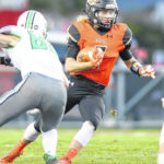 High school football: Celina slips past Elida