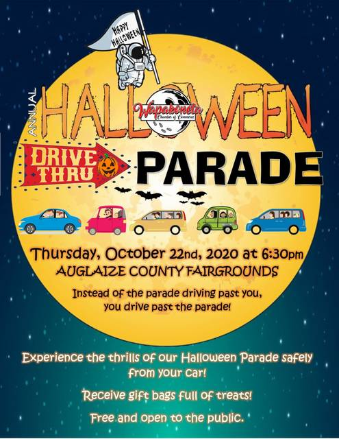Wapak Halloween Parade 2020 Wapakoneta plans drive thru Halloween Parade   The Lima News