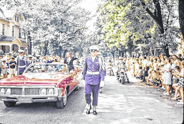A newly digitized 8mm film of the Neil Armstrong Homecoming Parade is now available for view at the Auglaize County Historical Society's Facebook page.