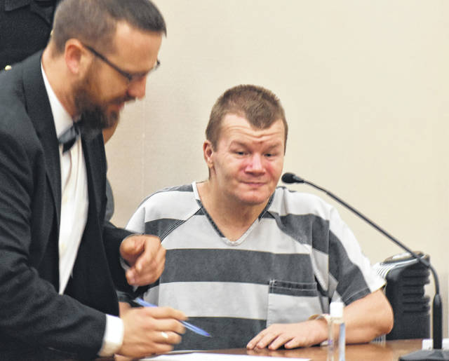 Jeffrey England, 40, listed in court documents as homeless, is tentatively scheduled to stand trial on Nov. 9 on charges of aggravated arson and attempted murder.