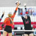 Volleyball: Elida downs LCC in three sets