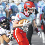 High school football: LCC dispatches Leipsic 51-0 for fourth victory