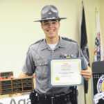 Schreiber named 'Top Cop' by MADD